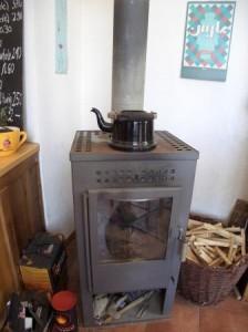 Holzofen Cafe Wilhelm Moltke